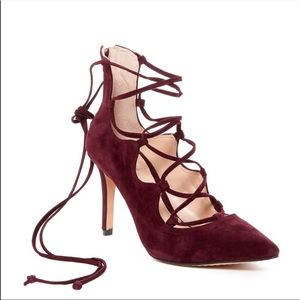 Vince Camuto pointed toe heels